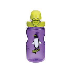 Nalgene Everyday OTF Kids Trinkflasche 350ml Pinguin violett